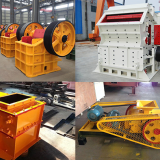 High output Granite crushing production line for sale