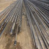 Cement Grouting Corrugated Steel Pipe
