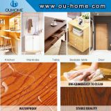 PVC decorative furniture wood grain film