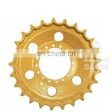 Roller chain sprocket PC200-5  tracks link chain china sprocket  kits 20Y-27-11581 manufacturer gear