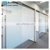 Office Partitions Used in Glass
