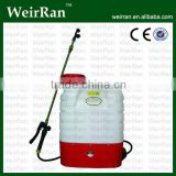 (23650) 16L agriculture water plastic backpack portable battery operated electric pump sprayer