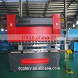CNC laser Hydraulic press brake with CE cerfitication