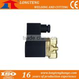1/4 AC 24V Solenoid Valve for Electronic Gas Igniter on CNC Cutting Machine