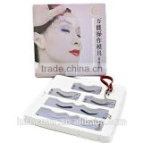Permanent Makeup Eyebrow Stencil Kits Multi-functional Delicate 60 Types Eyebrow Shaping Bands