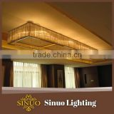 Home decoration projects lighting fixtures banquet hall lighting