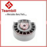Fan belt plastic idler pulley for mercedes W124 W140 W202 W203 W210 1032000570