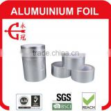 self adhesive aluminium foil tape with release liner
