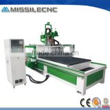 1325 woodworking cnc cutting machine with automatic tool change spindle