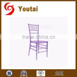 Hot sale acrylic clear transparent wedding chair