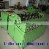 second hand high precision copper tube and bar horizontal straightener machine / straightening machine for sale