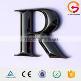 custom made acrylic raw materials decorative acrylic wall letter sign