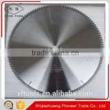 China manufacturer sell tct saw blade for aluminium cutting