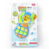 Item No.:AL018828,Musical Instrument,Plastic toy Mobile phone with light and music,B/O toys