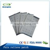 medical relieving back pain capsicum plaster