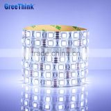 2015 new eco-friendly greenhouse led strip grow light SMD5050 led light strip with factory price led flexible strip