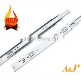 Cold rolled steel ball bearing drawer slides Furniture Hardware Cabinet hinge handle slide drawer