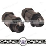 Auto Accessories New Products Surge Tank Fitting Kit--Black/ Silver Dual/Twin Check Valves For Fuel Pump.