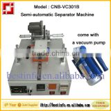 2015 Hot Selling Semi-automatic lcd Separator Machine With Vacuum Pump For Iphone And Samsung