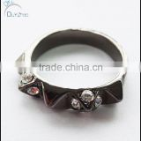 hot sale rhodiuom rings for girls