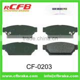 CAR PARTS BRAKE PAD FOR MITSUBISHI COLT,LANCER,LIBERO,MIRAGE
