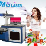 Low Price Electronic Communication Products Auto Parts Hardware Metal YAG-50 Laser Marking Machine
