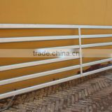 Used livestock horse fence panels