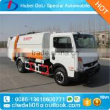 10 ton big self-loading garbage truck,sealed garbage truck,Multifunctional garbage truck
