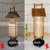 Chinese antique bamboo craft lamp lamps / lamp and room / bedroom bedside lamp Chinese style WDLT4-19