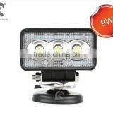 NEW ARRIVAL 9w 18w 27w 36w Off Road LED Car Work Light For Trucks