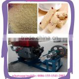 small rice snack food puff extruder machine with wholesale price