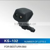 KS-132 windshield headlight headlamp WASHER NOZZLE