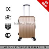 China wholesale Carry on hardside Luggage PC ABS hard case luggage strong construction travel luggage