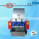 pvc/pet/pe/abs plastic film tearing/cutting machine