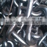 Marine Stud Link Anchor Chain Ship Used