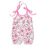 kids fashion baby cotton Jumpsuits plays for kids clothes wholesale china