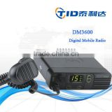 Good Price Digital DMR VHF UHF Twao Way Radio DM3400 Portable Mobile Transceiver