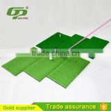 INQUIRY about High quality mini golf swing mat with golf tee for golf training