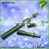 New pen type big vapor smoke e pen cig with one body for oil& wax& dry herb(3-in-1 G-Chamber)