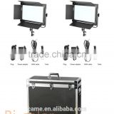 CAME-TV 1380 LED Light Bi-Color (2 Piece Set)Led High CRI Led Video Light Panel Lighting