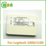 Battery for Logitech Harmony 785 885 900 Pro Monster AVL300s FS165 190304-200/0000 R-IG7 F12440023 K43D F12440056 M36B M41B
