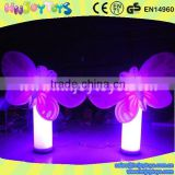 advertising pillar decoration wedding,wedding decorating roman pillar,solar pillar light