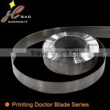 High efficiency doctor blade chamber system