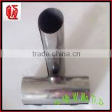 99.95% high quality various dimensions Tungsten tube, Tungsten pipe