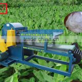 Banana coir sisal stem fiber extracting machine
