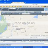 Web Based gps tracking platform software with geo-fencing control for Meitrack T355 gps tracker