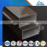 Shape Curtain Wall Aluminum Profiles