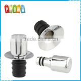 High quality Combo Wine Pourer/ Stopper