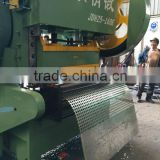 Stainless steel perforation machine,Galvanized steel perforation machine,Sheet metal perforation machine