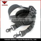 Custom multi-use 2 point function rope adjustable hunting tactical rifle gun sling durable camo gun sling